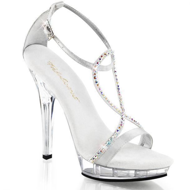 Sandalette LIP-156 - Silber