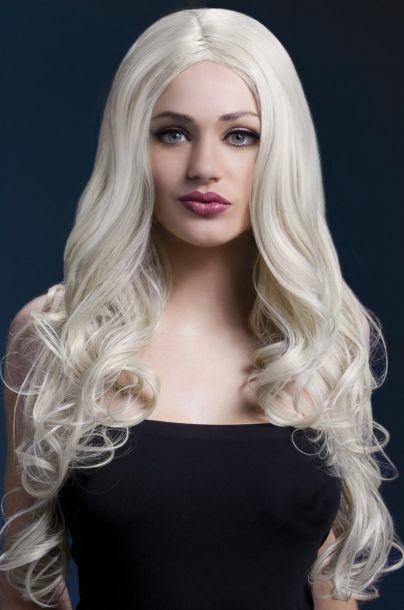 Langhaar Perücke RHIANNE - Blond