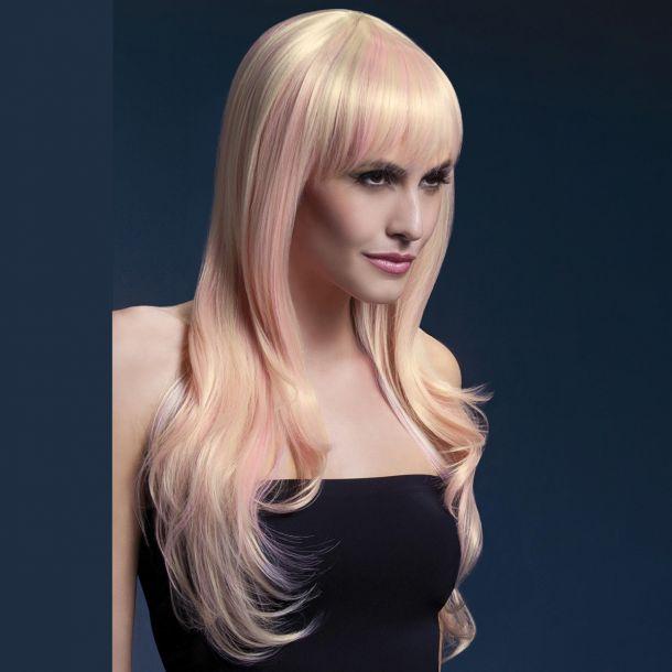 Langhaar Perücke SIENNA - Candy Blond*