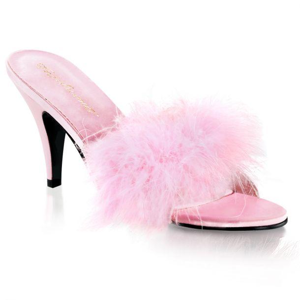Marabu Pantolette AMOUR-03 - Baby Pink