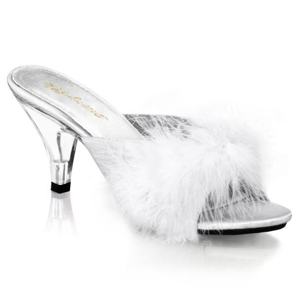 Marabu Pantolette BELLE-301F - Weiß*
