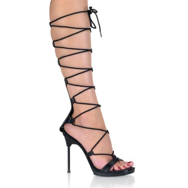 Sandalette CHIC-60 - Schwarz