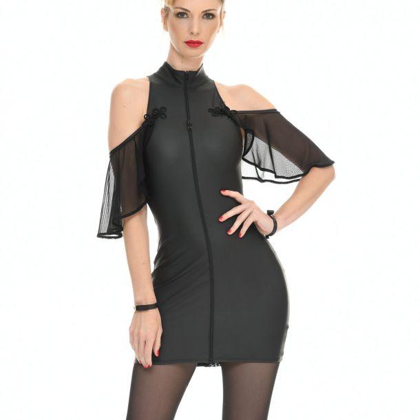 Neopren Mini Kleid FLORENCE*