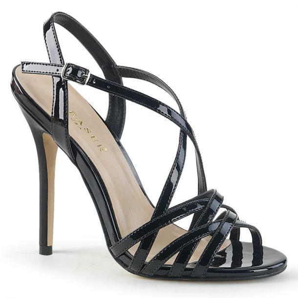 Sandalette AMUSE-13 - Schwarz