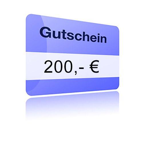 Crazy-Heels Gutschein zum drucken - 200,- Euro