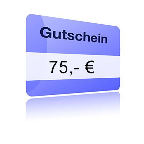 Crazy-Heels Gutschein zum drucken - 75,- Euro