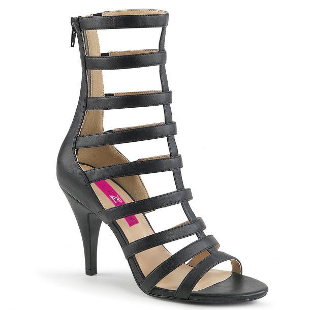Sandalette DREAM-438 - PU Schwarz*