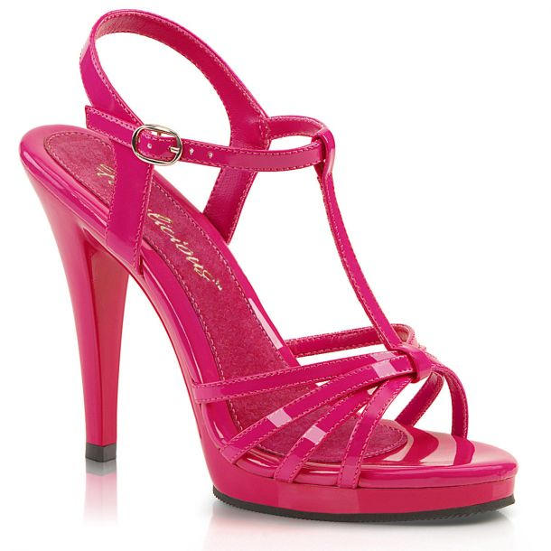 Sandalette FLAIR-420 - Lack Hot Pink
