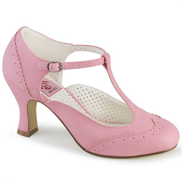 Pumps FLAPPER-26 - Baby Pink