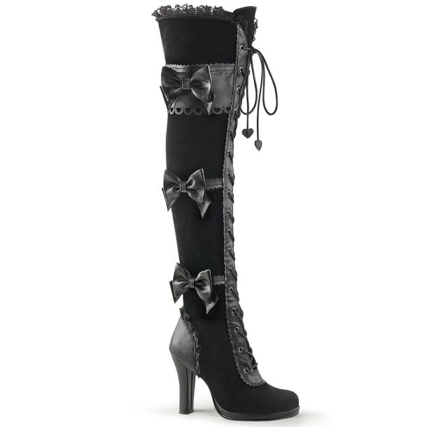 Lolita Gothic Stiefel GLAM-300*