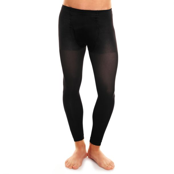 Herren Leggings THERMOMAN 100 - Schwarz