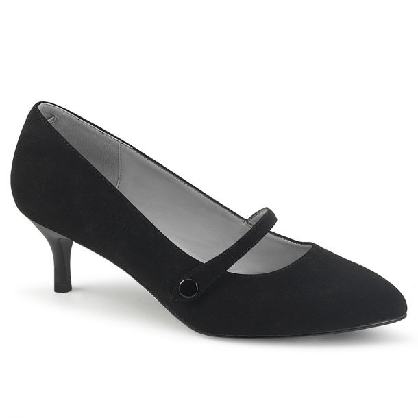 Pumps KITTEN-03 - Schwarz