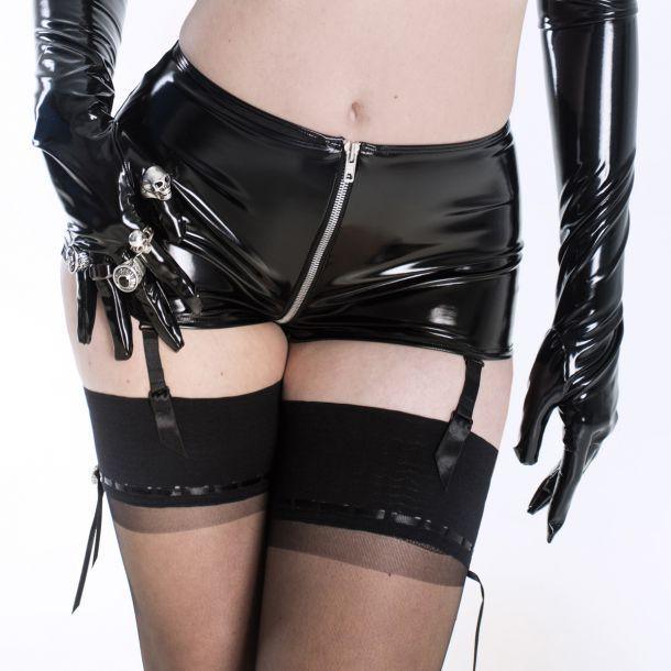Lack Straps-Panty ELISABETH
