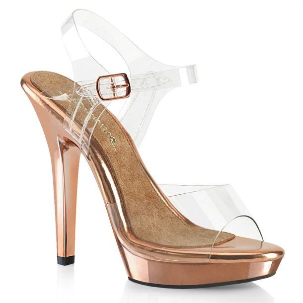 Sandalette LIP-108 - Rose Gold