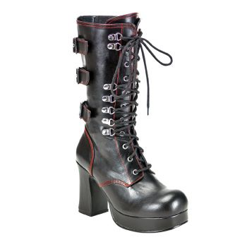Gothic Plateaustiefel GOTHIKA-101