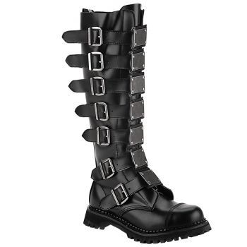 Gothic Stiefel REAPER-30