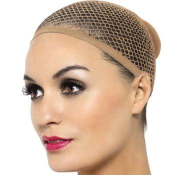 Hochwertiges Haarnetz für Perücken - Nude*