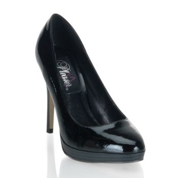 Pumps BLISS-30 - Lack Schwarz