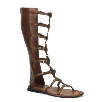Römer-Sandale ROMAN-15 : Braun*
