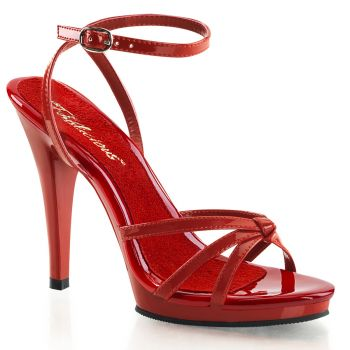 Sandalette FLAIR-436 - Lack Rot*