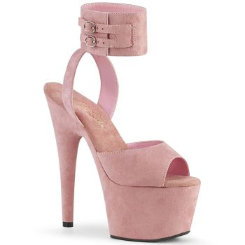 Plateau High Heels ADORE-791FS - Baby Pink
