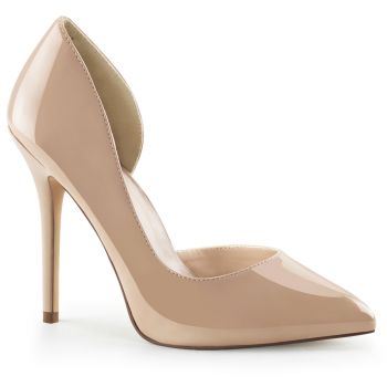 Pumps AMUSE-22 - Lack Nude