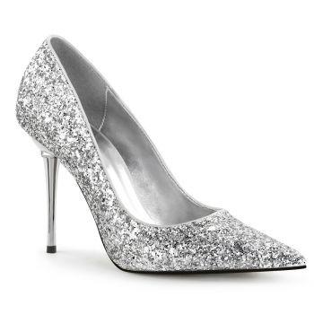 Stiletto Pumps APPEAL-20G - Glitter Silber