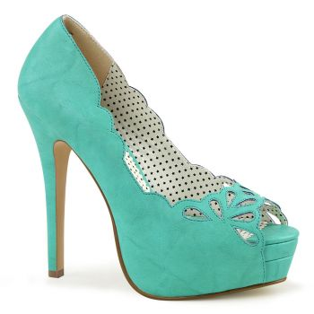 Plateau Pumps BELLA-30 - Mint