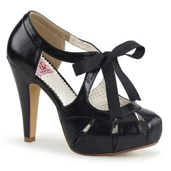 Retro Pumps BETTIE-19 - Schwarz