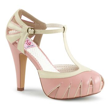 Pumps BETTIE-25 - Rosa