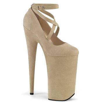 Extrem Heels BEYOND-087FS - Beige