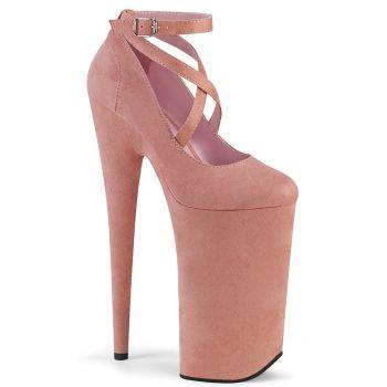 Extrem Heels BEYOND-087FS - Baby Pink