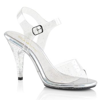 Sandalette CARESS-408MMG - Klar