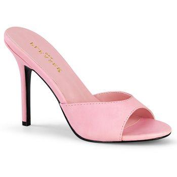 Pantolette CLASSIQUE-01 - PU Baby Pink