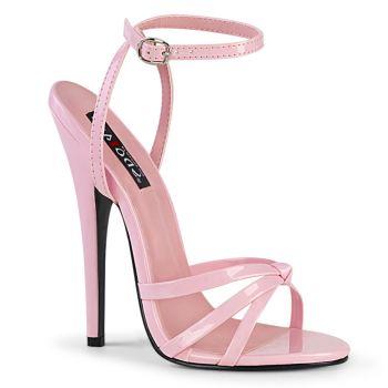 Extrem High Heels DOMINA-108 - Baby Pink
