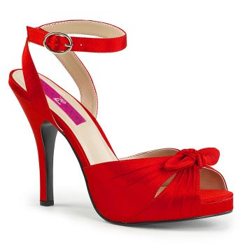 Sandalette EVE-01 - Rot