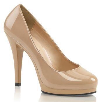Pumps FLAIR-480 - Lack Nude