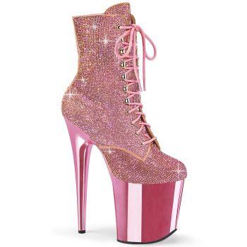 Extrem Heels FLAMINGO-1020CHRS - Baby Pink
