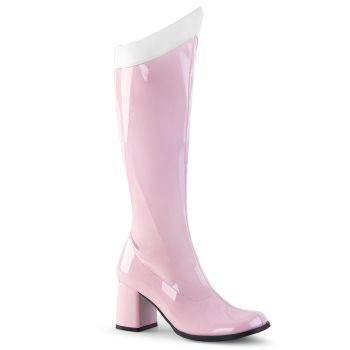 "Stiefel ""Wonder Woman"" GOGO-306 - Rosa"