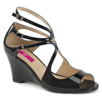 Wedges KIMBERLY-04 - Lack Schwarz