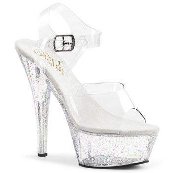 Plateau High Heels KISS-208MG - Klar