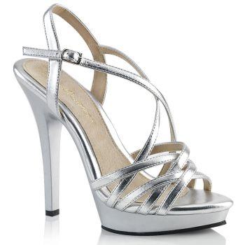 Sandalette LIP-113 - Silber