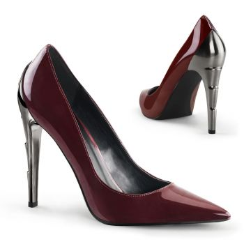Pumps VOLTAGE-01 - Lack Burgundrot*
