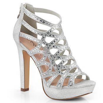 Sandaletten SELENE-24 - Silber*