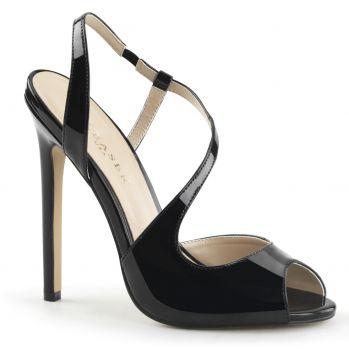 Sandalette SEXY-10 - Lack schwarz