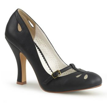 Retro Pumps SMITTEN-20 - Schwarz