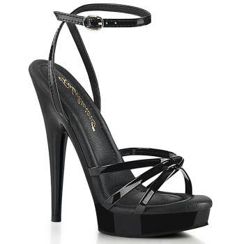 High Heels Sandalette SULTRY-638 - Schwarz