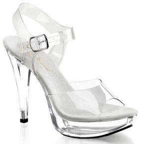 Sandalette COCKTAIL-508 - Klar