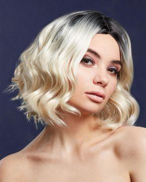 Longbob Perücke KOURTNEY - Blond