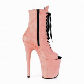 Extrem Plateau Heels FLAMINGO-1021FS - Baby Pink